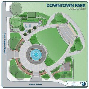 Downtown Park Plan