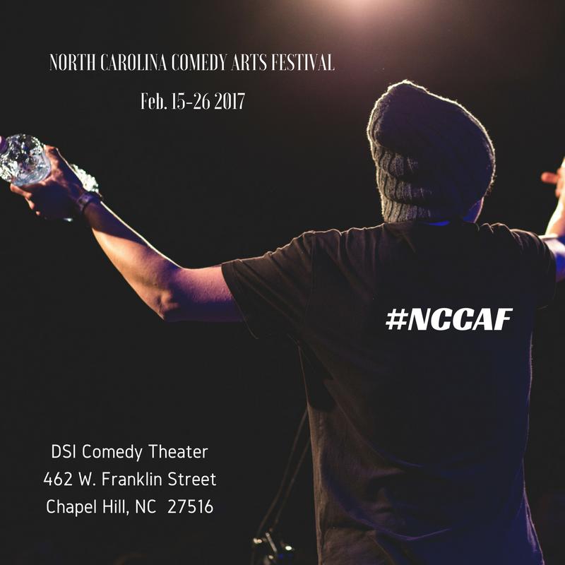 North Carolina Comedy Arts Festival