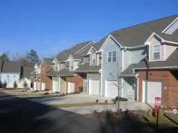Cole Place Townhomes Neighborhood